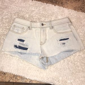 Bullhead Denim Low Rise Short 37